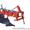 Плуг 4-х корпусный навесной ПЛН 4-40 #1054498