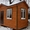Дачный домик модульный #1439423