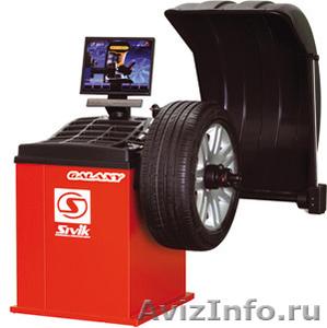 Стенд балансировочный GALAXY  СБМП-60-3D Сивик  - Изображение #1, Объявление #523339