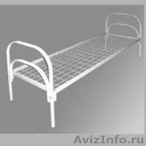 Кровати двухъярусные, кровати железные, кровати одноярусные, кровати для больниц - Изображение #1, Объявление #651180