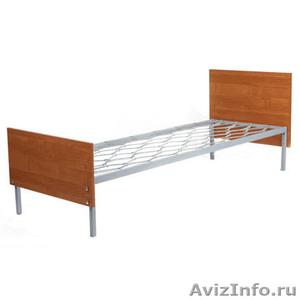 Кровати двухъярусные, кровати железные, кровати одноярусные, кровати для больниц - Изображение #6, Объявление #651180