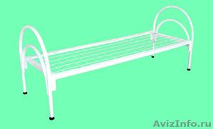 Кровати двухъярусные, кровати железные, кровати одноярусные, кровати для больниц - Изображение #2, Объявление #651180