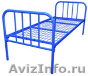 Кровати для больницы оптом, кровати двухъярусные для рабочих, кровати  - Изображение #4, Объявление #689246