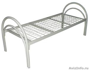 кровати двухъярусные для строителей, кровати для санатория - Изображение #4, Объявление #900085