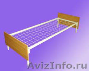 кровати двухъярусные для строителей, кровати для санатория - Изображение #6, Объявление #900085