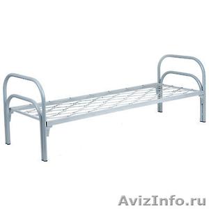 кровати двухъярусные для строителей, кровати для санатория - Изображение #3, Объявление #900085