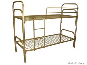кровати двухъярусные для строителей, кровати для санатория - Изображение #5, Объявление #900085