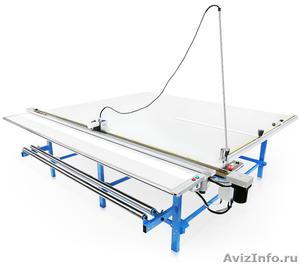 Оборудование, стол для производства рулонных штор - Изображение #1, Объявление #1338654