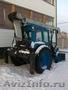 универсальный трактор на базе МТЗ 80(кран,  вышка,  грейдер)