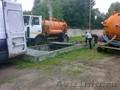 гидропромывка труб,  очистка колодцев